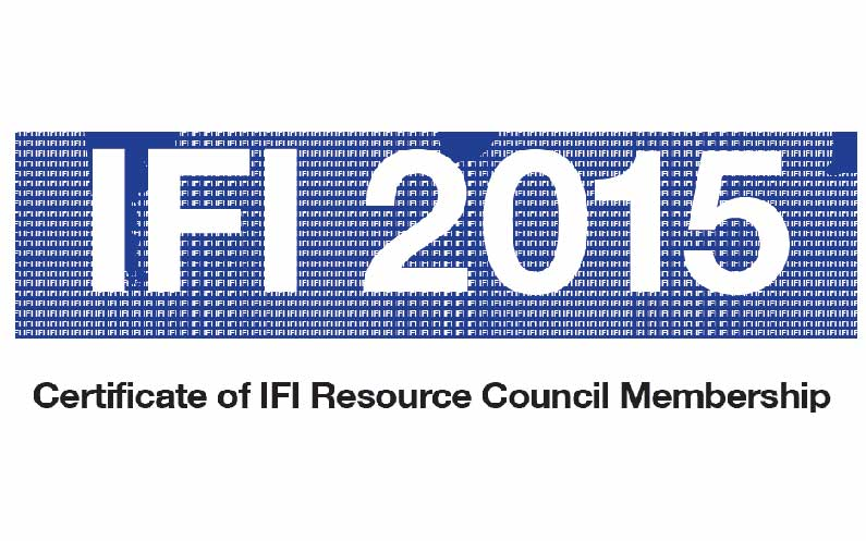 Bruynzeel ist Resource Council Member bei der IFI